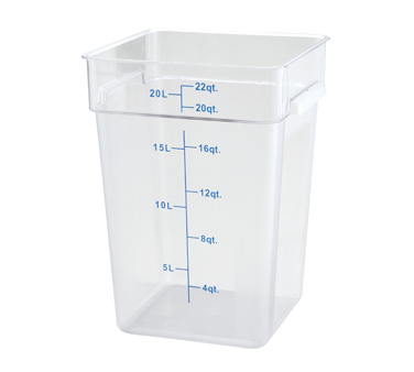22 qt. Storage Container
